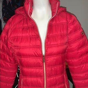 Michael Kors Packable Down Fill Winter Puffer Coat